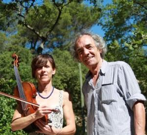 Anne-Claire Bodin et Patrick Loriot