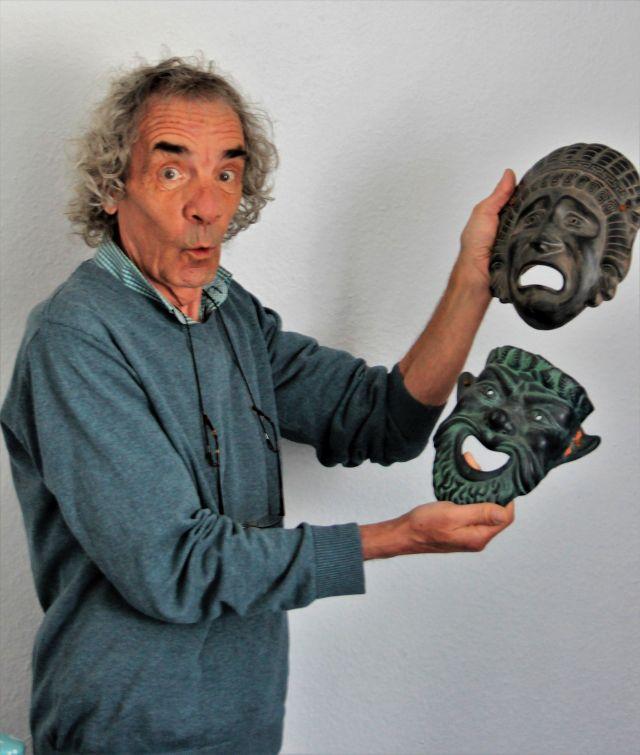 Histoire du Mime - Théâtre grec