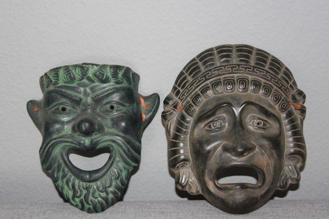 Masque grec